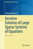 Iterative Solution of Large Sparse Systems of Equations (eBook, PDF)