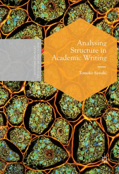 Analysing Structure in Academic Writing (eBook, PDF)