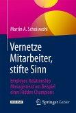 Vernetze Mitarbeiter, stifte Sinn (eBook, PDF)