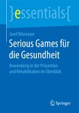 Serious Games für die Gesundheit (eBook, PDF)