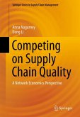 Competing on Supply Chain Quality (eBook, PDF)