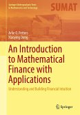 An Introduction to Mathematical Finance with Applications (eBook, PDF)