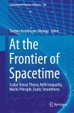 At the Frontier of Spacetime (eBook, PDF)