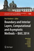 Boundary and Interior Layers, Computational and Asymptotic Methods - BAIL 2014 (eBook, PDF)