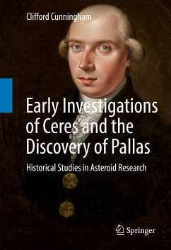 Early Investigations of Ceres and the Discovery of Pallas (eBook, PDF) - Cunningham, Clifford