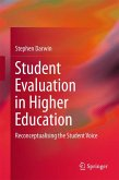 Student Evaluation in Higher Education (eBook, PDF)