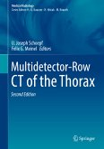 Multidetector-Row CT of the Thorax (eBook, PDF)
