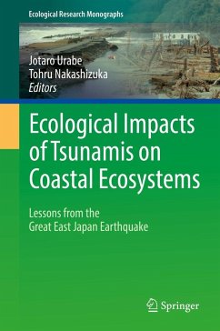 Ecological Impacts of Tsunamis on Coastal Ecosystems (eBook, PDF)