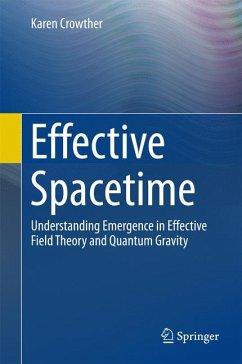 Effective Spacetime (eBook, PDF) - Crowther, Karen