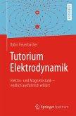 Tutorium Elektrodynamik (eBook, PDF)