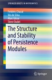 The Structure and Stability of Persistence Modules (eBook, PDF)