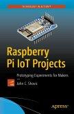 Raspberry Pi IoT Projects (eBook, PDF)