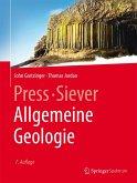 Press/Siever Allgemeine Geologie (eBook, PDF)