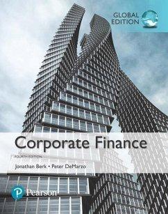 Corporate Finance, Global Edition - Berk, Jonathan; DeMarzo, Peter