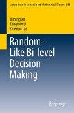 Random-Like Bi-level Decision Making (eBook, PDF)