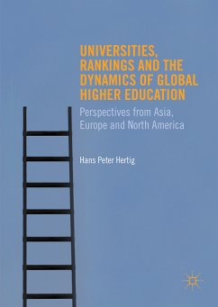 Universities, Rankings and the Dynamics of Global Higher Education (eBook, PDF)