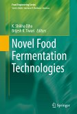 Novel Food Fermentation Technologies (eBook, PDF)