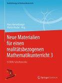 Neue Materialien für einen realitätsbezogenen Mathematikunterricht 3 (eBook, PDF)