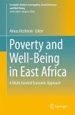 Poverty and Well-Being in East Africa (eBook, PDF)