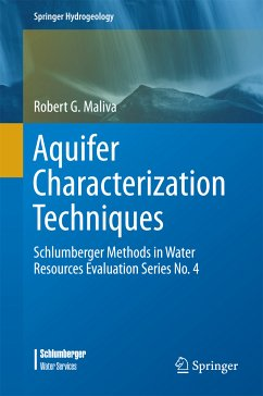 Aquifer Characterization Techniques (eBook, PDF) - Maliva, Robert G.