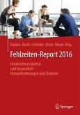 Fehlzeiten-Report 2016 (eBook, PDF)