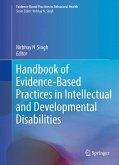 Handbook of Evidence-Based Practices in Intellectual and Developmental Disabilities (eBook, PDF)