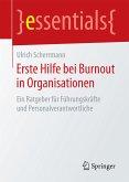 Erste Hilfe bei Burnout in Organisationen (eBook, PDF)