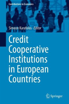 Credit Cooperative Institutions in European Countries (eBook, PDF)