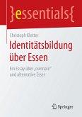 Identitätsbildung über Essen (eBook, PDF)