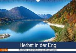 9783665565039 - Marten, Martina: Herbst in der Eng - Zwischen Sylvensteinsee und Ahornboden (Wandkalender 2017 DIN A3 quer) - Buch