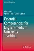 Essential Competencies for English-medium University Teaching (eBook, PDF)
