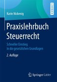 Praxislehrbuch Steuerrecht (eBook, PDF)