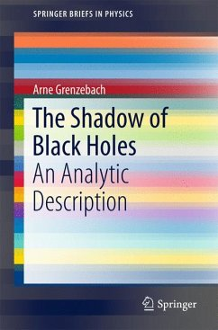 The Shadow of Black Holes (eBook, PDF) - Grenzebach, Arne