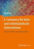E-Commerce für klein- und mittelständische Unternehmen (eBook, PDF)