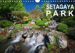 9783665564865 - Plesky, Roman: Setagaya Park (Wandkalender 2017 DIN A4 quer) - کتاب