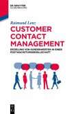 Customer Contact Management