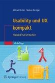 Usability und UX kompakt (eBook, PDF)