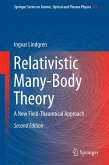 Relativistic Many-Body Theory (eBook, PDF)