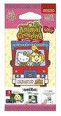 amiibo-Karten 6 Stck. Animal Crossing New Leaf + Sanrio