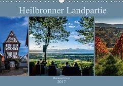 9783665564667 - Drews, Marianne: Heilbronner Landpartie (Wandkalender 2017 DIN A3 quer) - کتاب