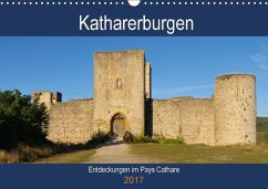 9783665564292 - LianeM: Katharerburgen - Entdeckungen im Pays Cathare (Wandkalender 2017 DIN A3 quer) - Buch
