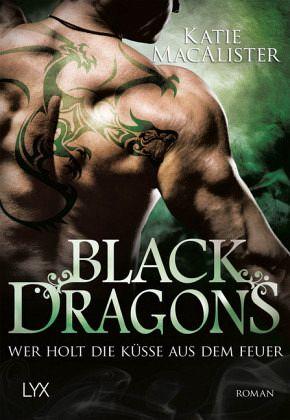 Buch-Reihe Black Dragons
