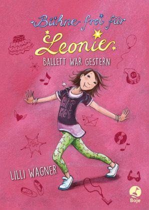 Buch-Reihe Bühne frei für Leonie