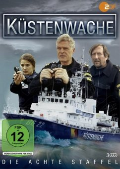 Küstenwache - Staffel 8 DVD-Box