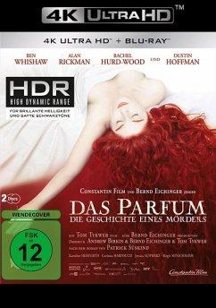Das Parfum - Die Geschichte eines Mörders (4K Ultra HD + Blu-ray) - Ben Whishaw,Dustin Hoffman,Alan Rickman