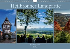 9783665564650 - Drews, Marianne: Heilbronner Landpartie (Wandkalender 2017 DIN A4 quer) - کتاب
