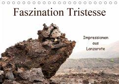 9783665565169 - Daub, Bernd H.: Faszination Tristesse - Impressionen aus Lanzarote (Tischkalender 2017 DIN A5 quer) - Buch