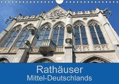 9783665565213 - Flori0: Rathäuser Mittel-Deutschlands (Wandkalender 2017 DIN A4 quer) - کتاب