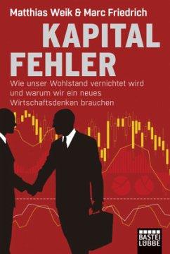 Kapitalfehler - Weik, Matthias