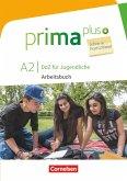 prima plus - Leben in Deutschland A2 - Arbeitsbuch mit Audio- und Lösungs-Downloads